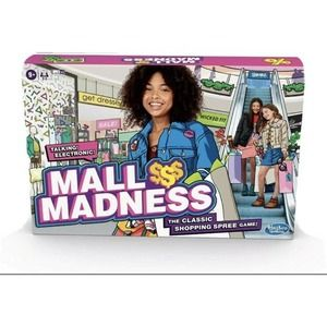 NEW MALL MADNESS Game, Talking Electronic Shopping